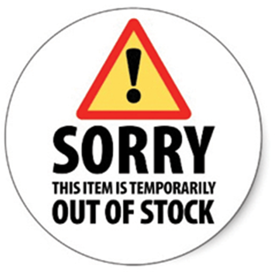 Image result for THIS ITEM OUT OF STOCK