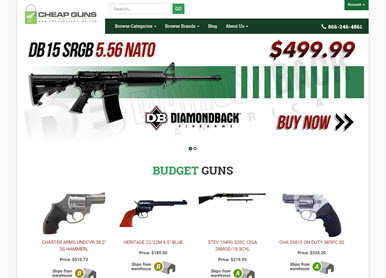 Cheap Guns Online